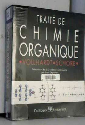 Traité de chimie organique,...