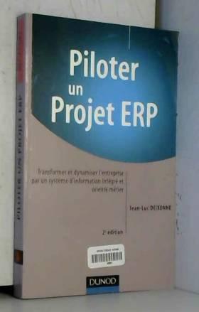 Piloter un projet ERP :...