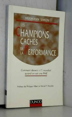 LES CHAMPIONS CACHES DE LA...