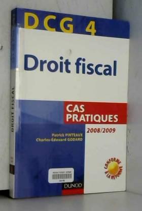 Droit fiscal DCG4 : Cas...