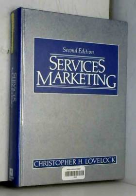 Christopher H. Lovelock - Services Marketing