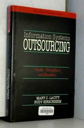Information Systems Outsourcing (John Wiley Series in Information Systems)