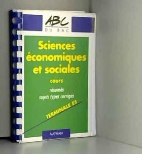 ABC Sciences économiques et...