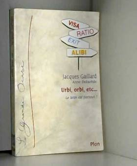 Urbi, orbi, etc. : Le latin...
