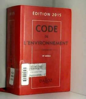 Code de l'environnement...