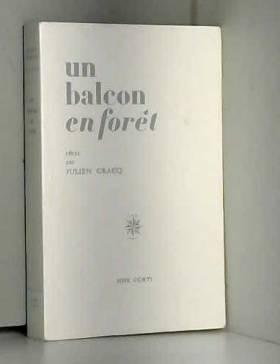 Un balcon en forêt