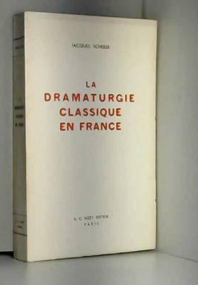 La Dramaturgie classique en...