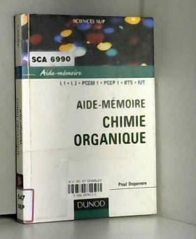 Aide-mémoire de chimie...