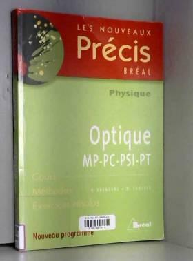 Optique MP-PC-PSI-PT