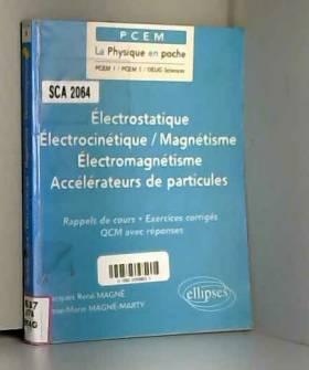 Électrostatique /...
