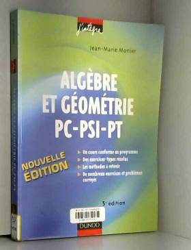 Algèbre et géométrie...