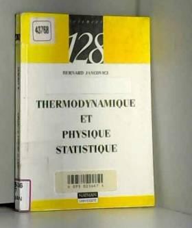 Thermodynamique et physique...