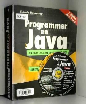 Programmer en Java (1Cédérom)