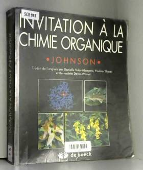 Invitation à la chimie...