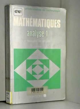 Mathématiques, analyse 1....