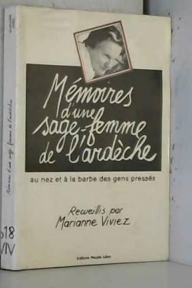 Mémoires d'une sage-femme...