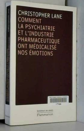 Comment la psychiatrie et...