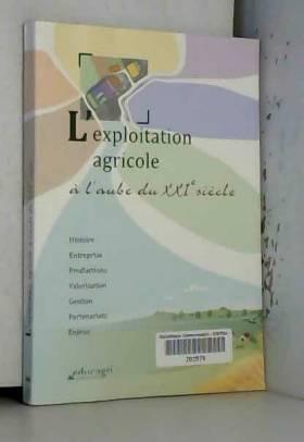 L'exploitation agricole à...