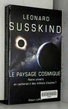 Le paysage cosmique