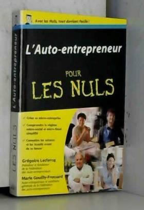 L'Auto-entrepreneur pour...