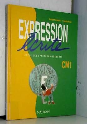 Expression écrite, CM1....