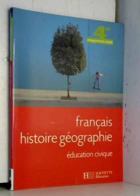 Français, histoire...
