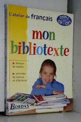 Mon bibliotexte, cycle 2