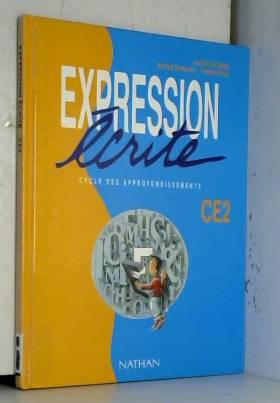 Expression écrite CE2....