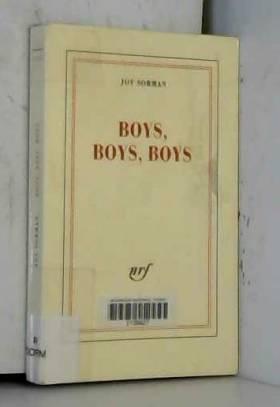 Boys, boys, boys - Prix de...