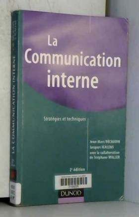 La communication interne :...