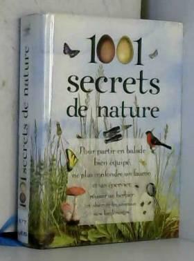 1001 secrets de nature