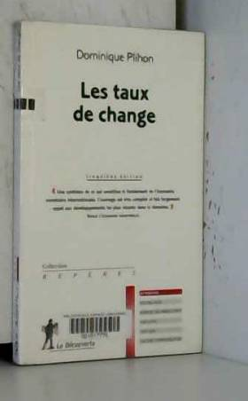 TAUX DE CHANGE 5ED