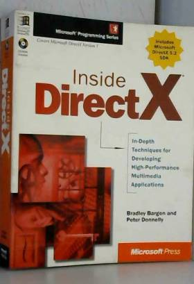INSIDE DIRECTX. Avec...