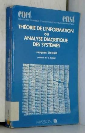 Théorie de l'information ou...