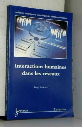 Interactions humaines dans...