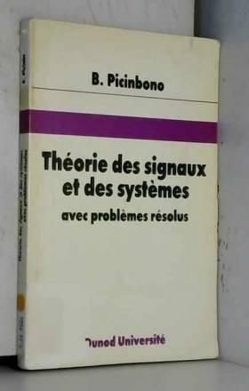 Théorie des signaux et des...