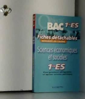 Sciences économiques et...