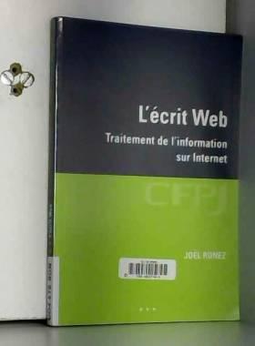 L'écrit web: Traitement de...