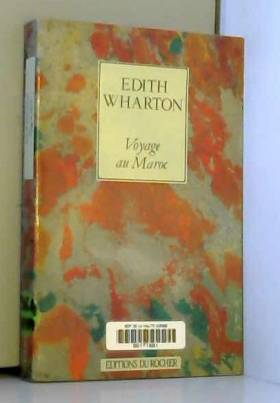 E. Wharton - Voyage au Maroc