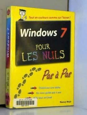 WINDOWS 7 PAS A PAS POUR NULS