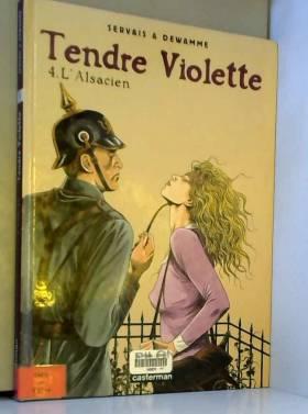 Tendre violette, tome 4 :...