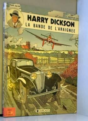 Harry Dickson, tome 1 : La...