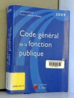 Code général de la fonction...