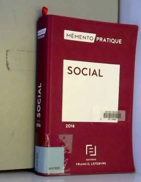 MEMENTO SOCIAL 2016
