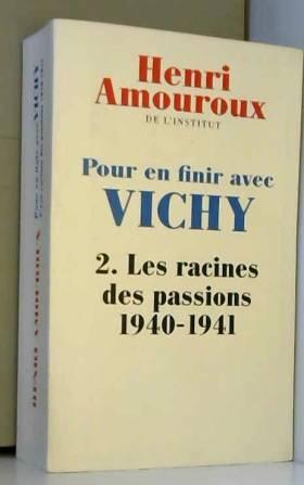 Pour en finir avec Vichy