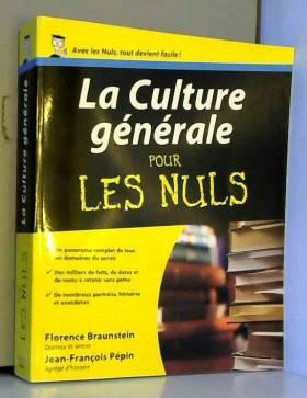 La Culture générale pour...