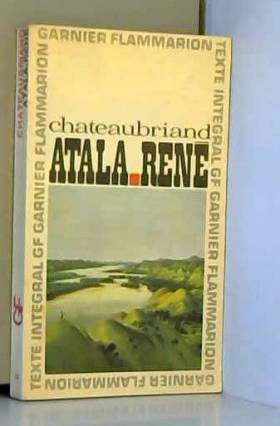 CHATEAUBRIAND - ATALA, RENE