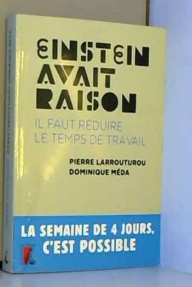 Einstein avait raison : il...