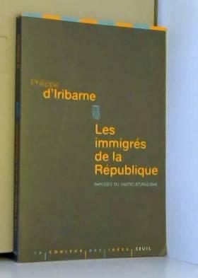 Les immigrés de la...