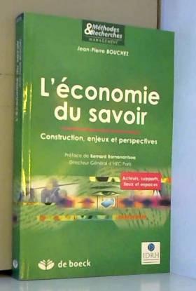 L'économie du savoir :...
